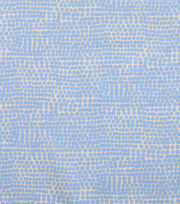 Alexander Henry Cotton Fabric-Kitchen Kibble Periwinkle, , hi-res