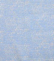 Alexander Henry Cotton Fabric-Kitchen Kibble Periwinkle               , , hi-res
