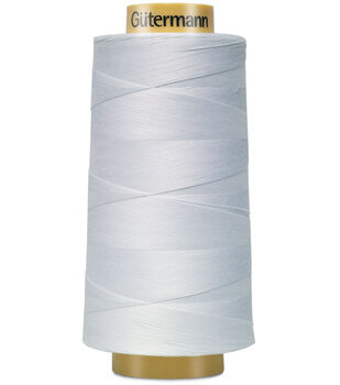 Gutermann Natural Cotton Thread Solids 3281 Yds