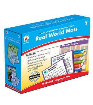 Real World Mat Classroom Kit- Grade 2