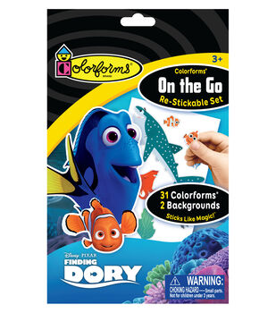 Disney Finding Dory Colorforms® On the Go