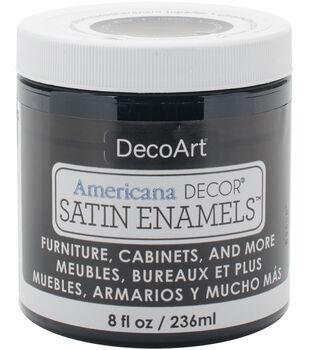 DecoArt Americana Decor Satin Enamels 8oz