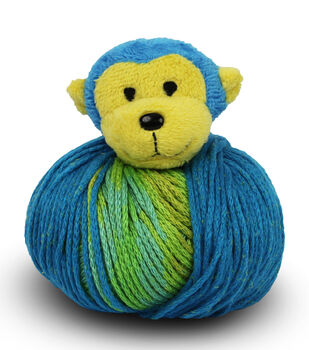 DMC Top This! Yarn-Monkey