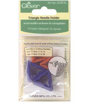 Clover® Triangle Needle Holder