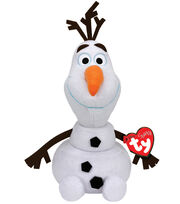 "Ty Disney Frozen Olaf Snowman Medium 13"", , hi-res"
