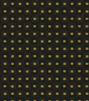 Home Decor Solid Fabric-SMC Designs Citadel  Jet