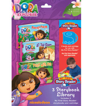 My 1st Story Reader Dora No Reader 3book