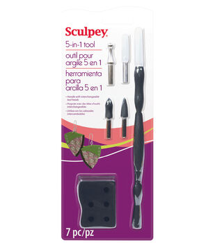 Polyform Sculpey 5-In-1 Clay Tool