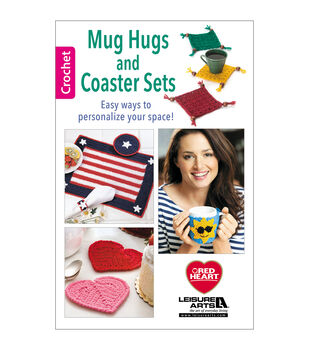 Mug Hugs And Coaster Sets Crochet Book