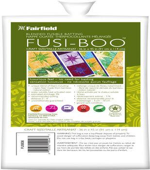 "Fusi-Boo™ Fusible Batting 36""x45"""