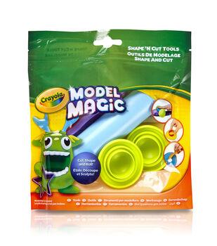 Crayola Model Magic Shape 'N Cut Tools-