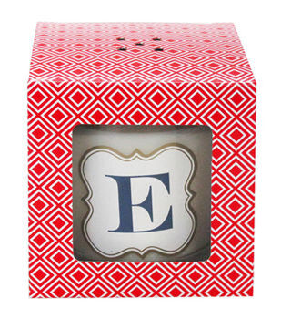 Truly Yours® Monogram Candles