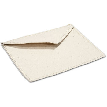 Canvas Corp Canvas Envelope Natural