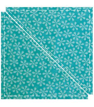 AccuQuilt Go! Fabric Cutting Die Triangle Block C