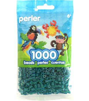 Perler Beads 1,000 Count-Ocean Stripe