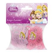 Disney Princesses Aurora Logo Loomz Fill, , hi-res