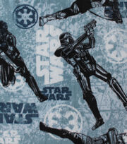 Star Wars Rogue Fleece Fabric 58''-One Imperial Texture, , hi-res
