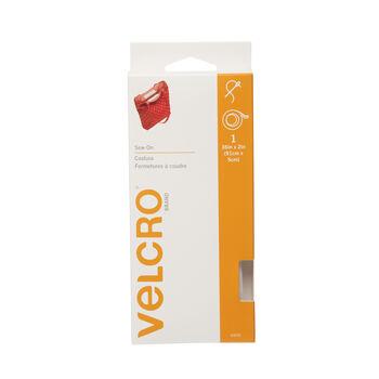 "VELCRO® Brand® Sew-On Tape 2""X3'-White"