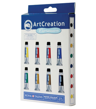 ArtCreation Expression Watercolor Sets 8