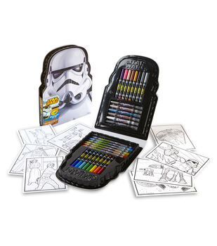 Crayola Star Wars Storm Trooper Art Case