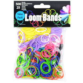 Loom Bands Value Pack-Primary Assortment