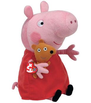 Ty Peppa the Pig Medium Plush