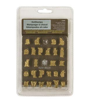 Walnut Hollow® HotStamps Alphabet Set Lowercase