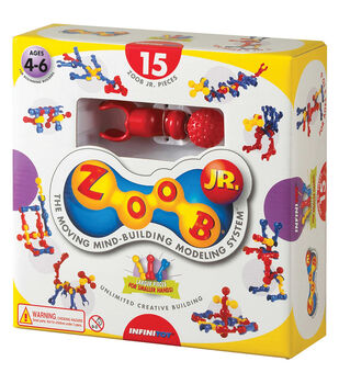 Slinky Zoob Jr 15 Set - Primary