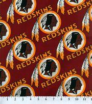 Washington Redskins NFL Cotton Fabricby Fabric Traditions, , hi-res