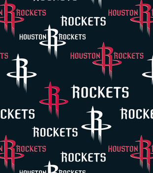 Houston Rockets NBA Tossed Fleece