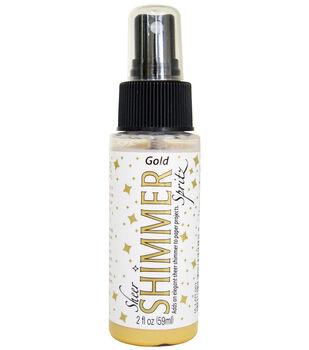 Imagine® Crafts Sheer Shimmer Spritz Spray
