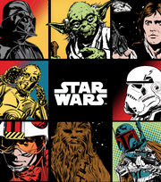 Star Wars Ultra Fluffy Fleece Fabric, , hi-res