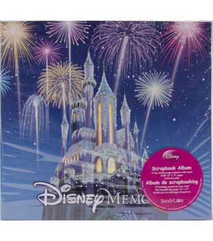 "Disney Memories Postbound Album 12""X12""-"