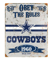 Dallas Cowboys NFL Vintage Sign, , hi-res