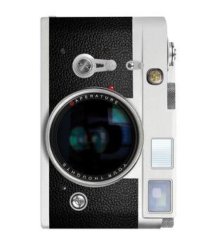 Paper House® 4''x6'' 96 Page Tricky Notebook-Vintage Camera