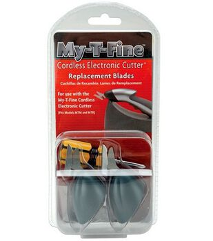 My-T-Fine Cutter Replacement Blades 2 In Blister-2pk