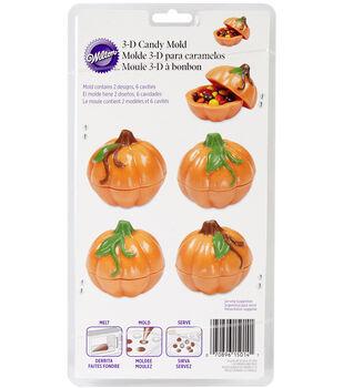 Candy Mold-Pumpkin