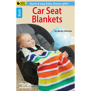 Car Seat Blankets Knit