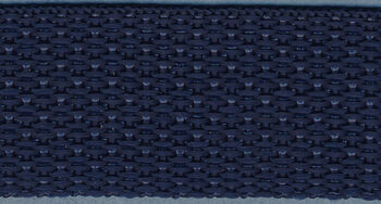 "Polyester Webbing 1"" Wide 15 Yards-Navy"