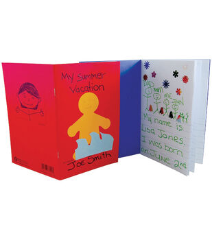 "My Storybook 5-1/2""X8-1/2"" 24 Pages-Assorted Colors"