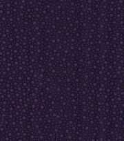 Keepsake Calico™ Cotton Fabric-Purple Tossed Dots, , hi-res