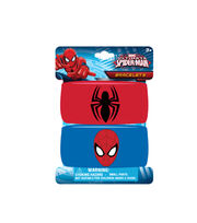 Spiderman Terry Wristbands, , hi-res