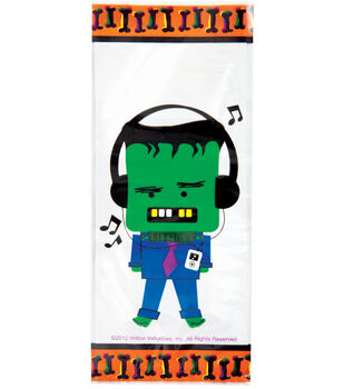 Wilton® Party Bags-Spooky Pop