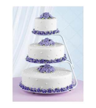 Wilton® Floating Tiers Cake Stand