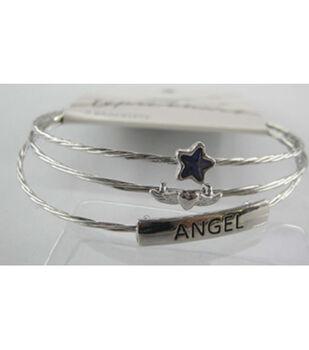 Bangle Expressions Silver Bracelet Assortment 205