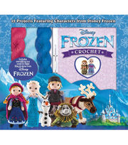 Disney Frozen Crochet Kit, , hi-res