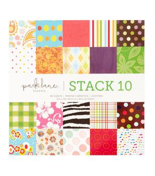 """DCWV 12""""x12"""" Cardstock Stack 9"""