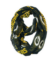 Green Bay Packers NFL Infinity Scarf, , hi-res