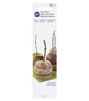 Wilton® Caramel Apple Branch Sticks 12/Pkg
