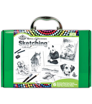 Royal Langnickel Sketching Made Easy Kit